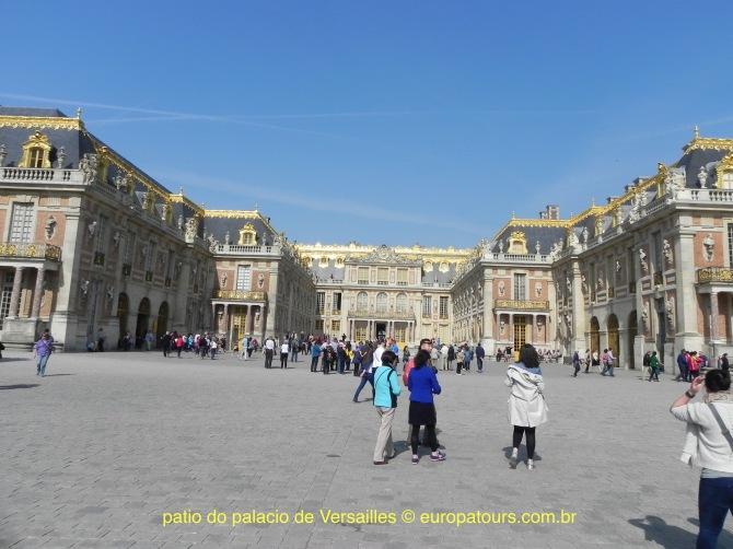 2050 patio palacio de Versailles - 1