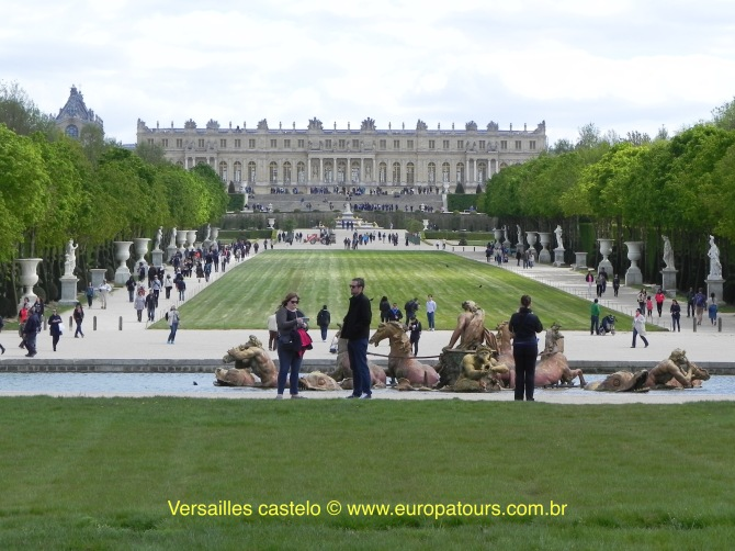 4093 Versailles fachada jardim - 1