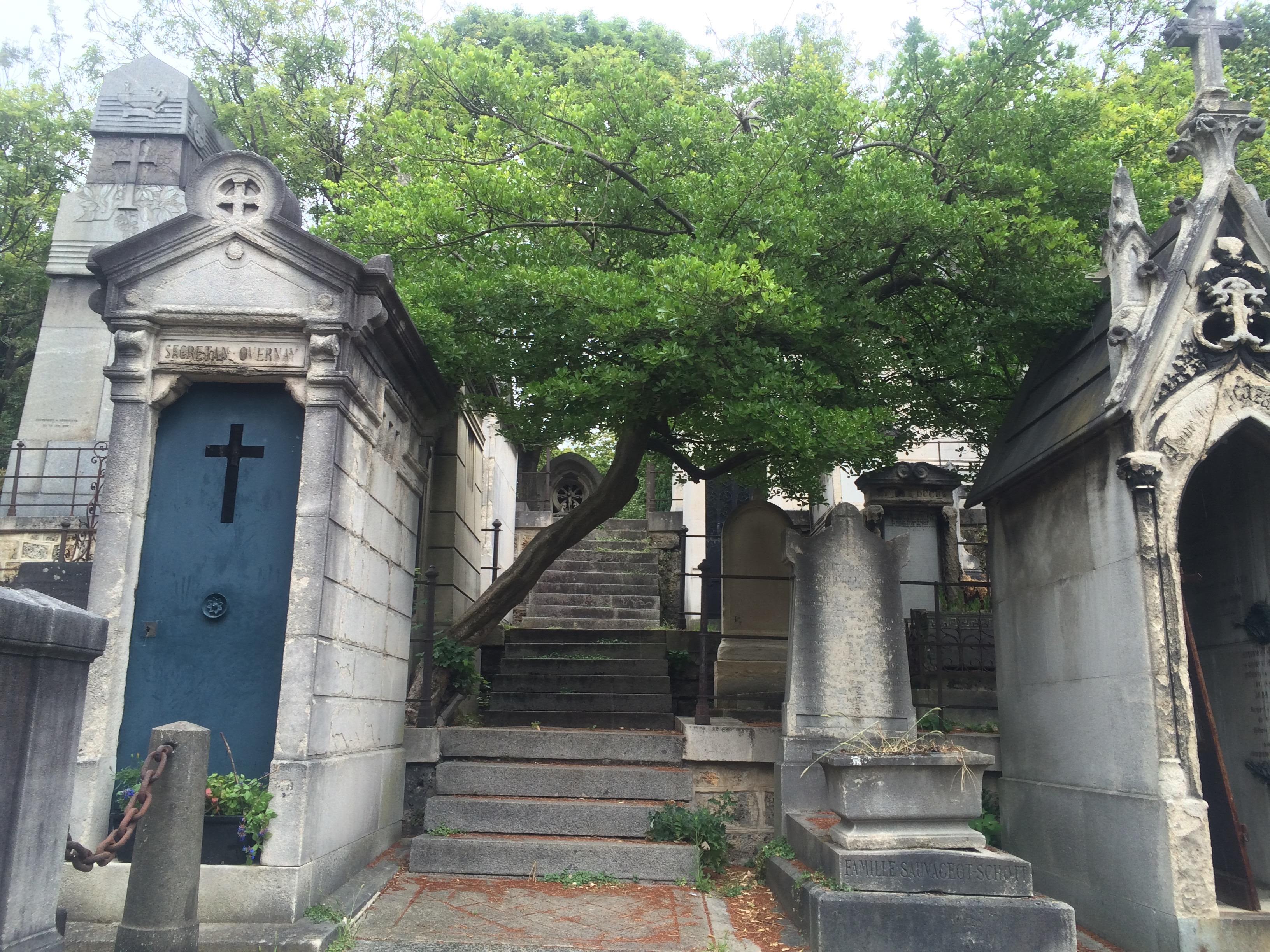 5039 escadaria Père Lachaise - 1