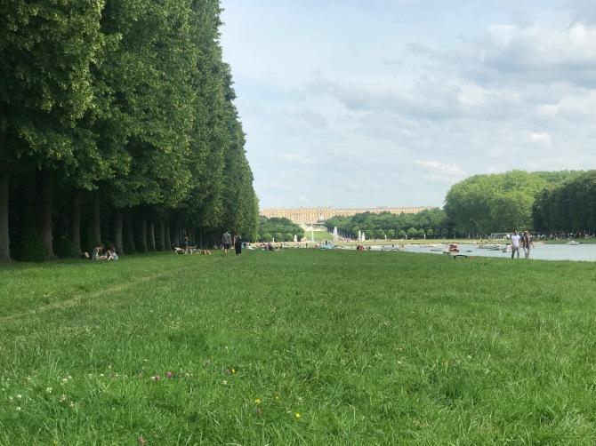 Versailles canal - 1