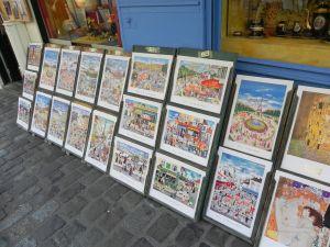 Posters 1 montmartre