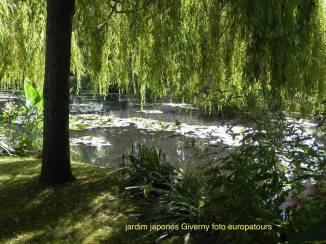 Giverny jardim