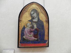 Louvre Madonna