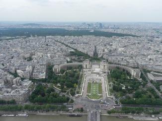 4091 Trocadero's garden Paris - 1