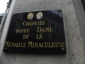 Chapelle Medaille