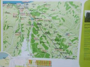 911 mapa Neuf Chatel Dieppe - 1
