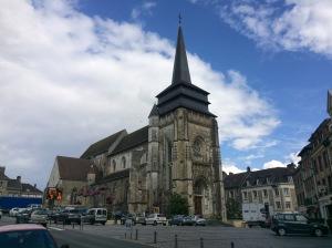 912 igreja Neuf Chatel - 1