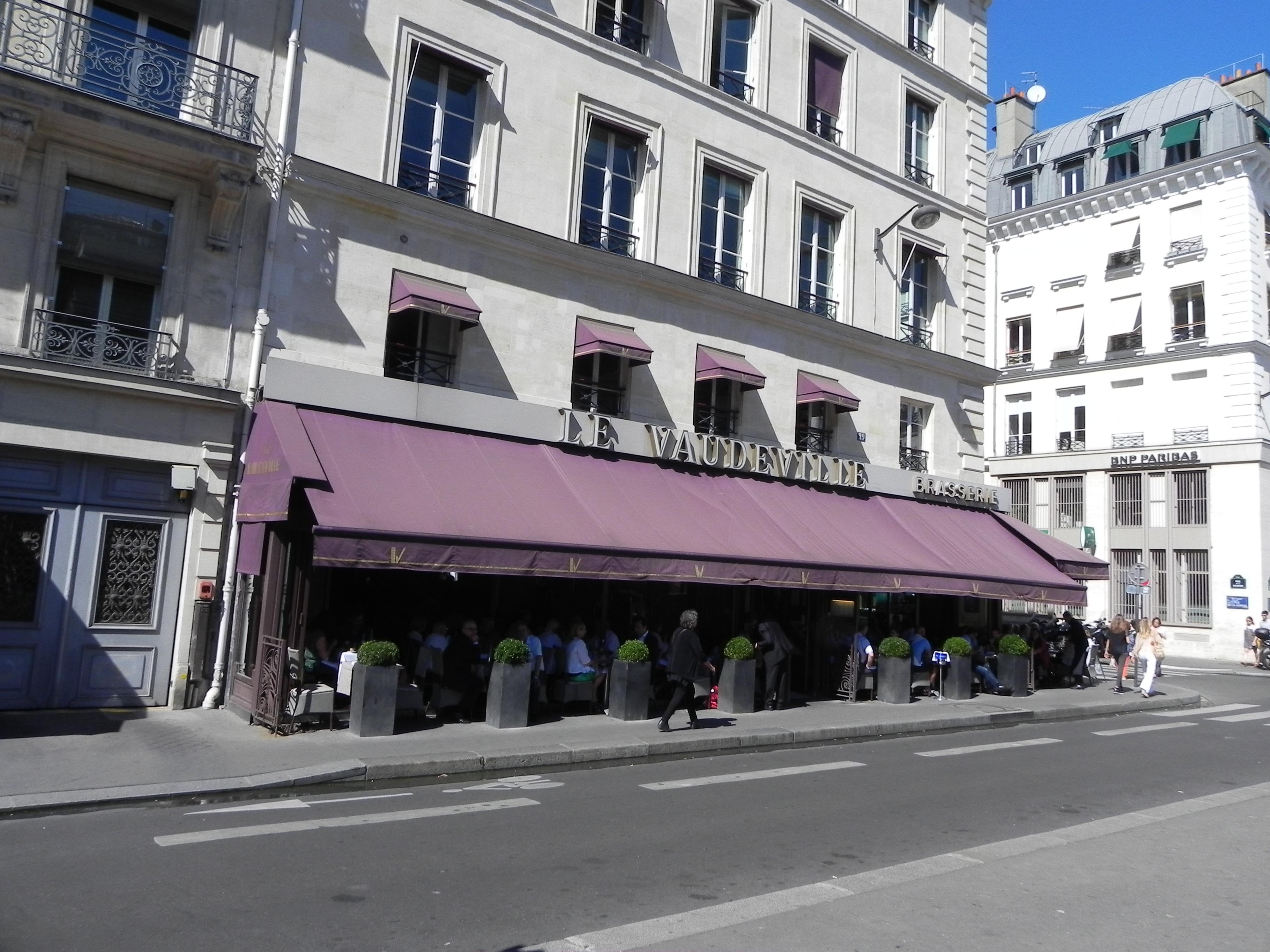 71965 Brasserie Vaudeville - 1