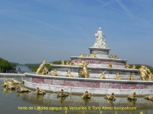75194 fonte de Latona e grand canal Versailles - 1