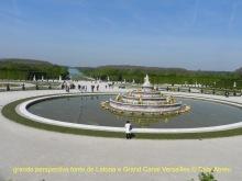 75196 fonte de Latona e grand canal Versailles - 1