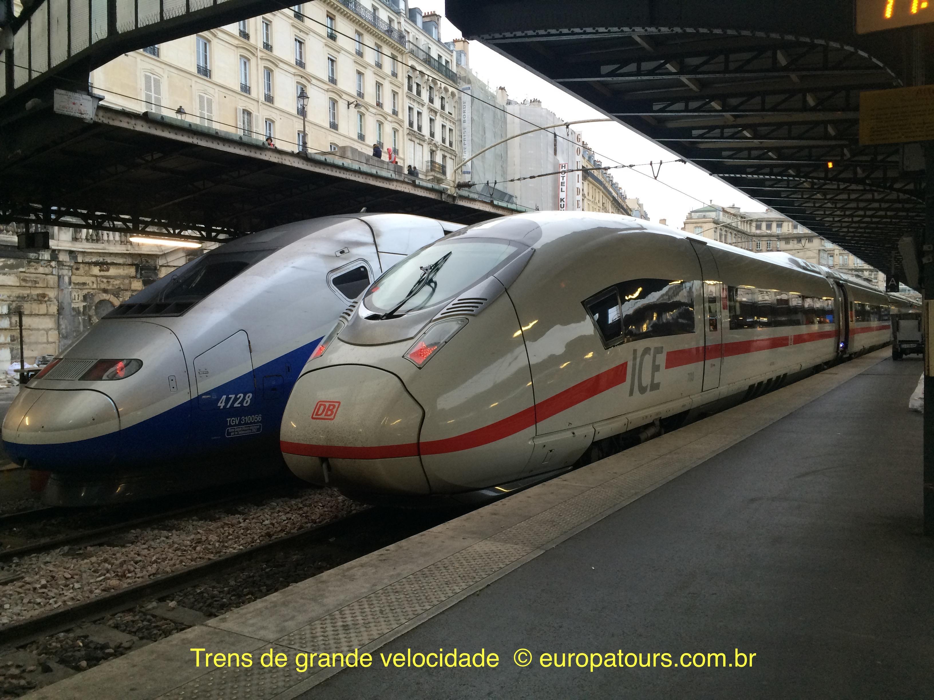 72210 TGVs - 1