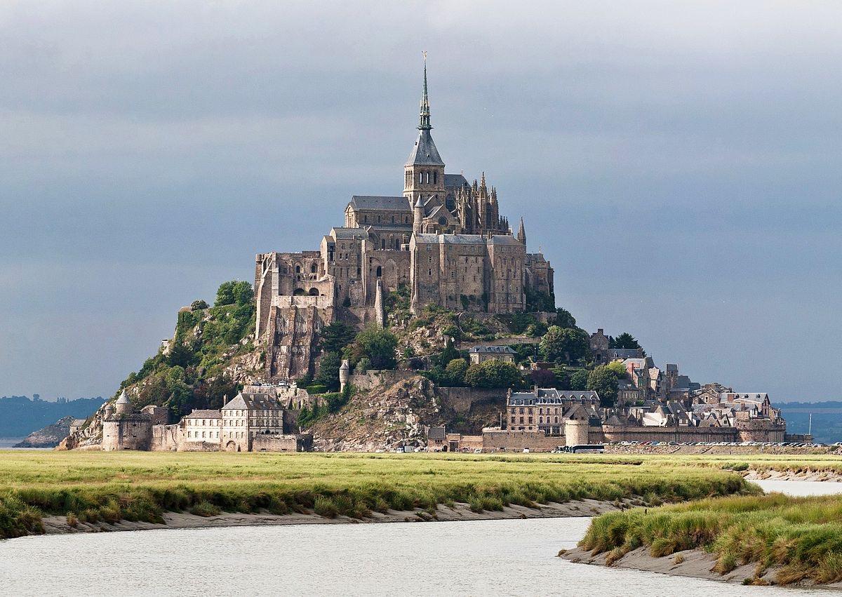72220 Mont Saint Michel - 1
