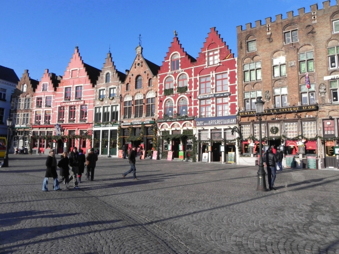 Bruges Bélgica by Europatours.006
