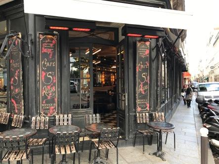 3046 cafe Ile Saint Louis - 1