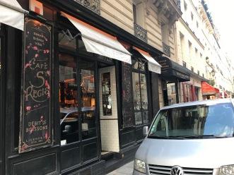 3050 cafe Ile Saint Louis e minibus - 1